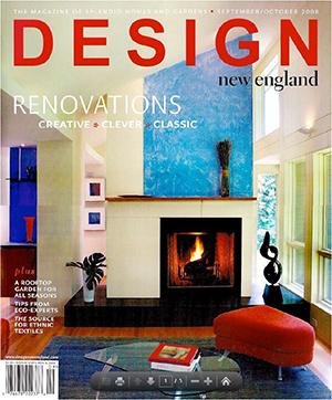 Design New England, September/October2008